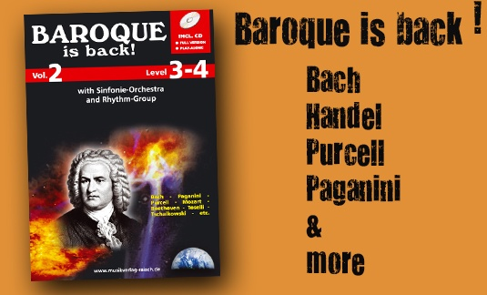 Baroque is back Vol.2