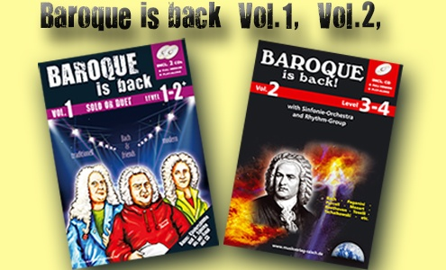 Baroque is back
